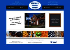 fenwickbakery.com