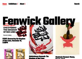 fenwickgallery.gmu.edu