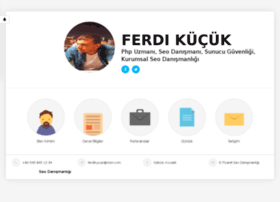 ferdikucuk.com