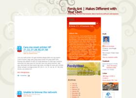 ferdyant.blogspot.com