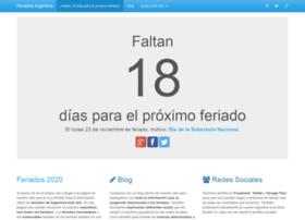 feriadosargentina.com