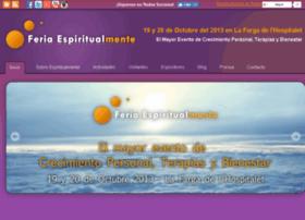 feriaespiritualmente.com
