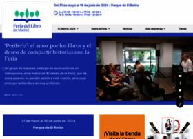 ferialibromadrid.com