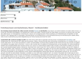 ferienhaus-bauen.de