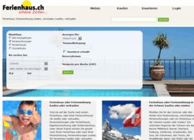 ferienhaus-ferienwohnungen.ch