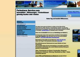 ferienhaus-service.com
