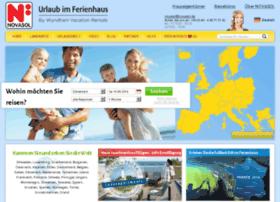 ferienhausvermietung-deutschland.novasol.de