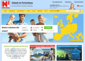 ferienhausvermietung-niederlande.novasol.de