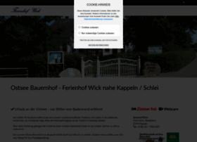 ferienhof-wick.de