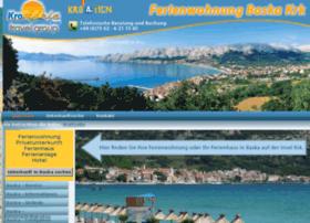 ferienwohnung-baska-krk.com