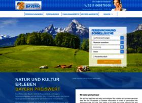ferienwohnung-bayern.de