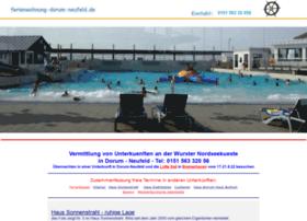 ferienwohnung-dorum-neufeld.de