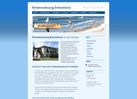 ferienwohnung-elmenhorst.de