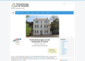 ferienwohnung-goslar-fewo.de