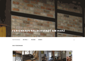 ferienwohnung-halberstadt-harz.de