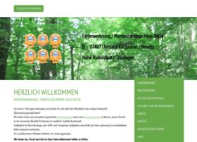 ferienwohnung-haus-patze.de