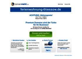 ferienwohnung-thiessow.de