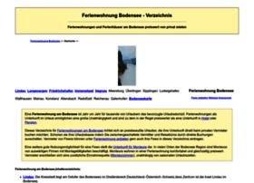 ferienwohnungbodensee.net