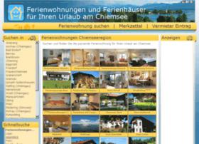 ferienwohnungen-chiemseeregion.de