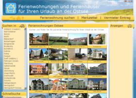 ferienwohnungen-ostseeregion.de