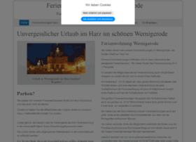 ferienwohnungharz.de
