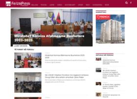 ferizajpress.com