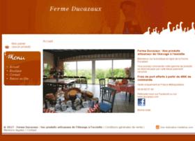ferme-ducazaux.delicenet.com