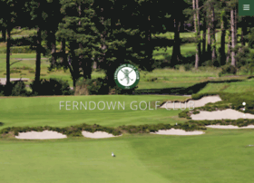 ferndowngolfclub.co.uk