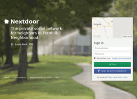 fernhillneighborhood.nextdoor.com