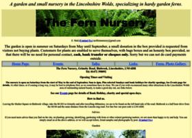fernnursery.co.uk