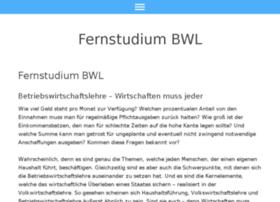 fernstudiumbwl.net