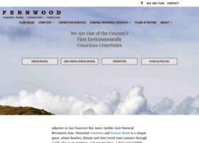 fernwoodcemetery.com