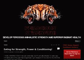 ferociousstrength.com