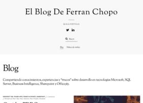 ferranchopo.com