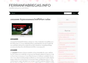 ferranfabregas.info