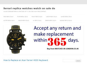 ferrari-replica-watches.watchonsale.de