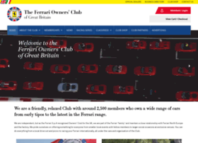 ferrariownersclub.co.uk