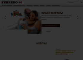 ferrero.com.mx