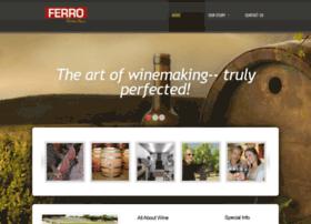 ferrofamilywinestore.com