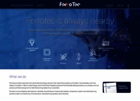 ferrotec.com