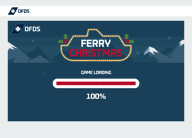 ferrychristmas.dfds.co.uk