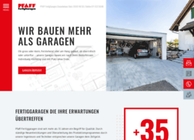 pfaff fertiggaragen websites and posts on pfaff fertiggaragen