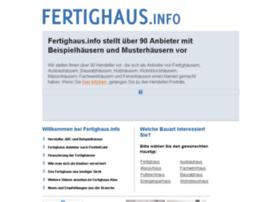 fertighaus.info