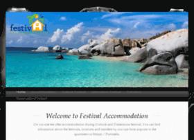 festival-accommodation.com