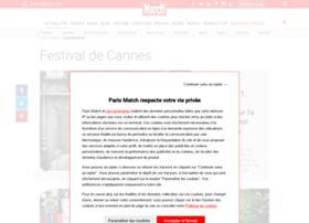 festival-de-cannes.parismatch.com