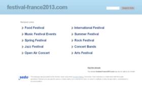 festival-france2013.com