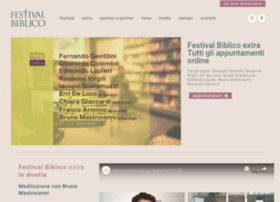 festivalbiblico.it