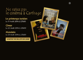 festivaldecarthage.com