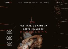festivaldecineyderechoshumanos.com