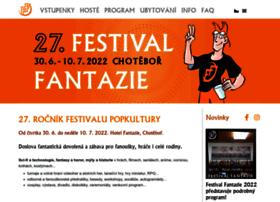 festivalfantazie.cz